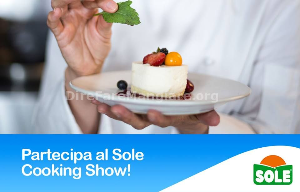 Cooking Show Sole